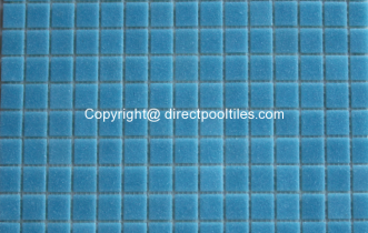 Iridescent Pool Tiles