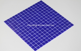 Crystal Glass pool tiles